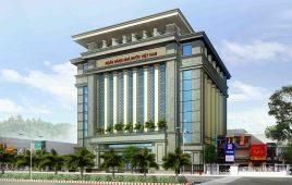 Cửa kho tiền lắp đặt cho NHNN Ao Phèn