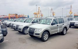 Cung cấp xe chở tiền ngân hàng TMCP Sài Gòn