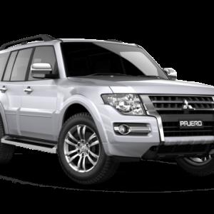 Xe chở tiền Mitsubishi Pajero