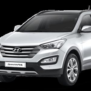 Xe chở tiền Hyundai Santafe