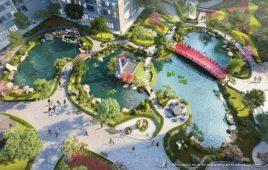 """Ra mắt căn hộ Ruby tại """"thành phố hẹn hò"""" Vinhomes Ocean Park"""