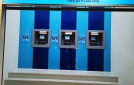 Máy thu tiền theo túi niêm phong Vietinbank Lê Chân 2020
